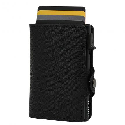 Catapult plånbok Saffiano RFID säker korthållare