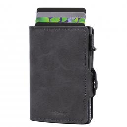 Catapult plånbok grafit RFID säker korthållare