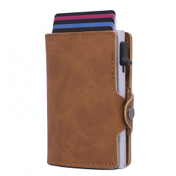 Catapult Plånbok sand RFID säker korthållare