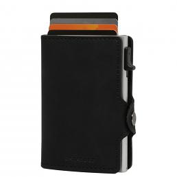 Catapult plånbok svart RFID säker korthållare